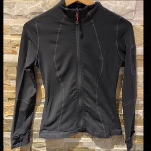 Lululemon Define Gray Runners Jacket - Size 4